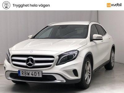 begagnad Mercedes GLA220 D 4MATIC