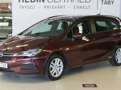begagnad Opel Astra Sports Tourer 1.4 EDIT