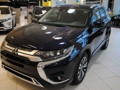 begagnad Mitsubishi Outlander Business 7-Sits 4WD