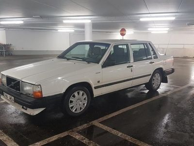 used Volvo 740 Automat skattebefriad -89
