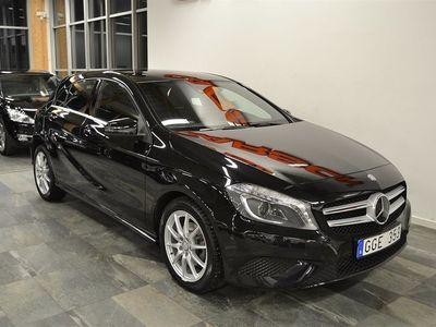 begagnad Mercedes A180 122HK   Komfort-Stolar   -13