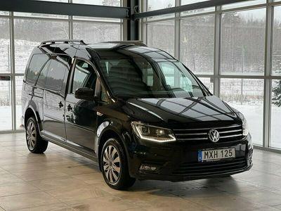 begagnad VW Caddy Maxi Life/2.0TDI 150hk/4Motion/Euro6/7-sits