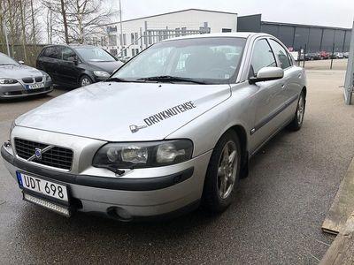 begagnad Volvo S60 D5 Automat Business 163hk -04