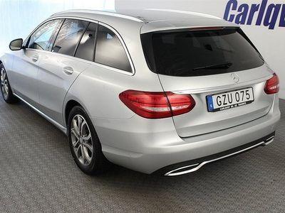 begagnad Mercedes C220 COMBI CDI 170HK Avantgarde Aut