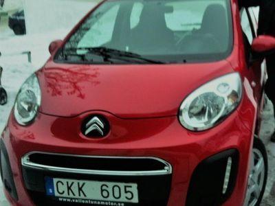 begagnad Citroën C1 Automat ,1-Ägare,1års garanti kvar -13