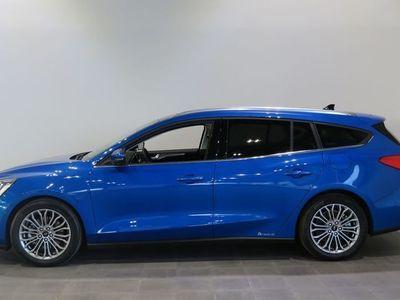 begagnad Ford Focus Titanium Limited Edition 1.0T EcoBoost 125hk