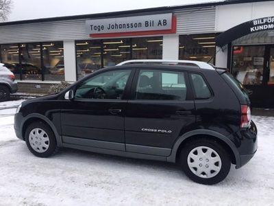 gebraucht VW Polo Cross 1.4 75 2006, Halvkombi 49 900 kr