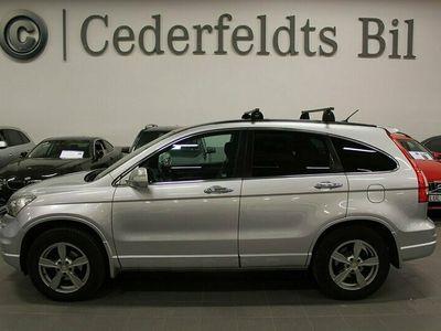 begagnad Honda CR-V 2.2 i-DTEC 4WD Executive Aut Pano Drag Läder AUX