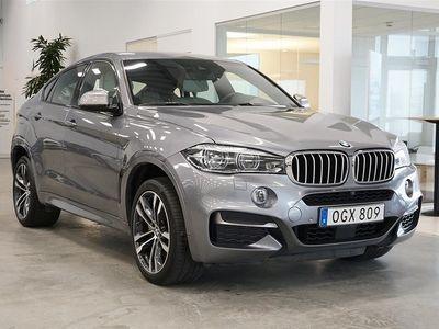begagnad BMW X6 M50d