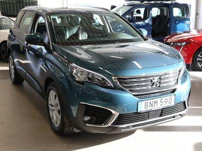 begagnad Peugeot 5008 Active 130hk Aut