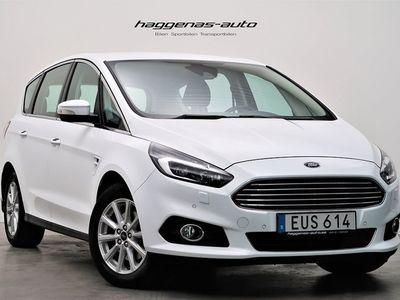 begagnad Ford S-MAX 2.0 TDCi / 7-sits / EU6 / Drag