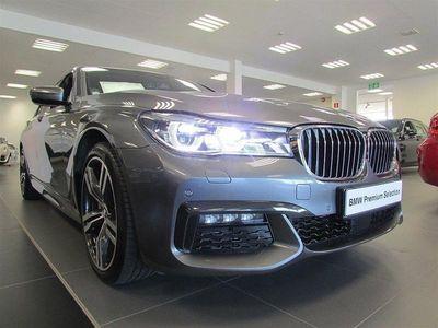 begagnad BMW 730 d xDrive 265 Hk M-Sport / Laserlight
