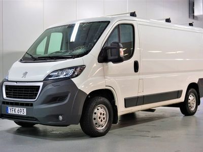 begagnad Peugeot Boxer Van 2.0 BlueHDi Manual, 131hp,