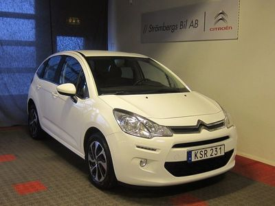 begagnad Citroën C3 PureTech 82 Happy Edition