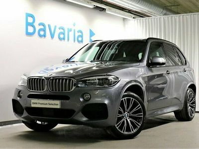 begagnad BMW X5 xDrive 40e M-Sport Panorama Driving Assistant Plus