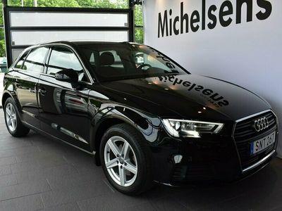 begagnad Audi A3 Sportback dealer