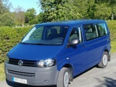 brugt VW Caravelle T5 2.0 TDI 4Motion (4x4,AWD) -13