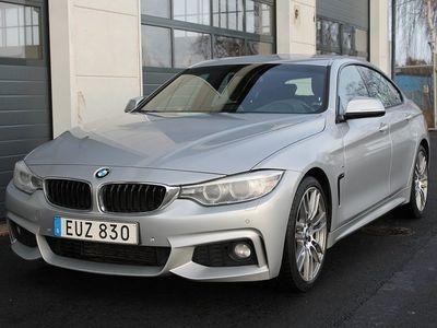 begagnad BMW 428 Gran Coupé i AUT M-SPORT /LÄDER/19TUM/HIFI/