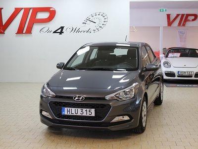 begagnad Hyundai i20 1.2 (84hk) Euro 6