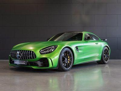 begagnad Mercedes AMG GT R / Inkommande /