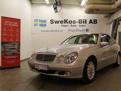 begagnad Mercedes E270 CDI-UNIK 3900MIL (177hk)