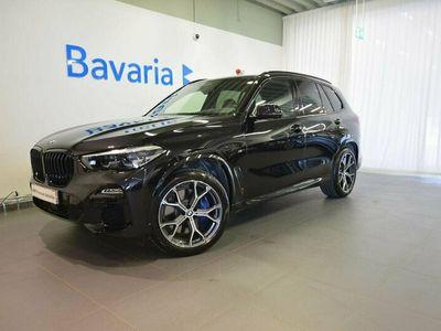 begagnad BMW X5 xDrive40d xDrive 40d M-Sport Innovation Winter Drag