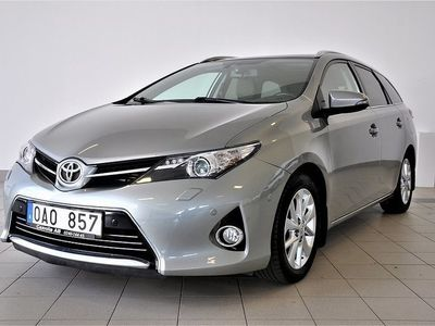 begagnad Toyota Auris Touring Sports 2.0 D-4D Executive
