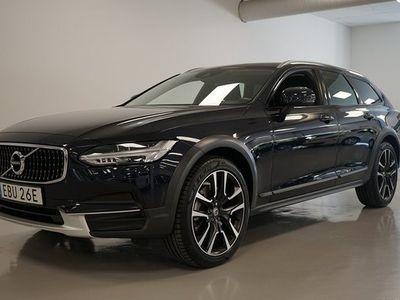 begagnad Volvo V90 CC D4 AWD SE 2019, Kombi 398 500 kr