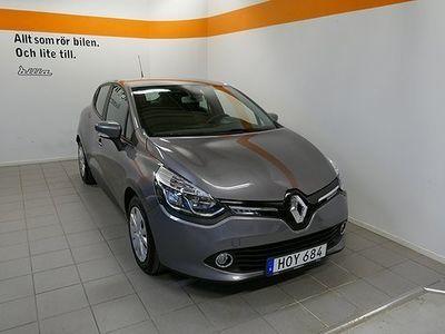 begagnad Renault Clio IV 1,2 16V 75hk Expression 5-d