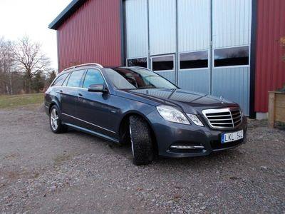 begagnad Mercedes E220 CDI Avantgarde, låg mil