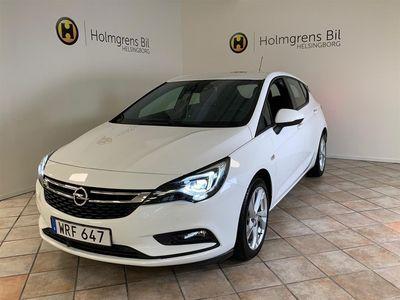 begagnad Opel Astra 1.4T 125hk Business Läder El-Stol