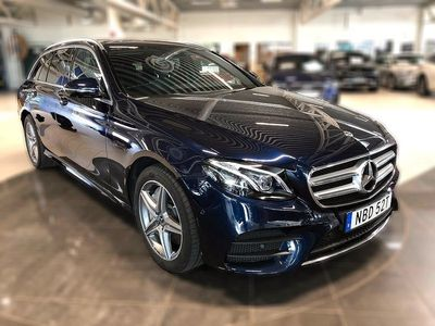 begagnad Mercedes E300 T PLUG-IN 9G-Tronic 306hk