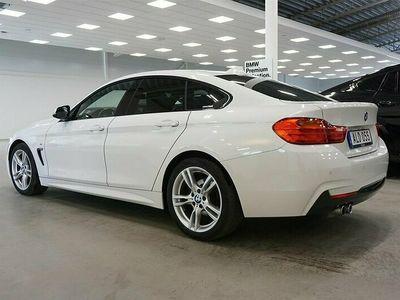 begagnad BMW 420 Gran Coupé d Auto M-Sport HiFi Sportchassi Bluetooth