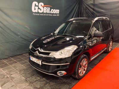 begagnad Citroën C-Crosser 2.2 HDi 156hk 4WD 7 SÄTEN