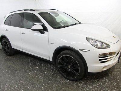 begagnad Porsche Cayenne Diesel TipTronic S 245hk Svensk-såld