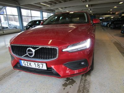 begagnad Volvo V60 D3 Momentum Edition