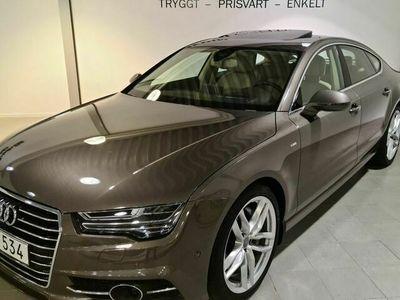 begagnad Audi A7 3.0 TDI / S - LINE / FULLUTRUSTAD / 320hk