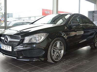 brugt Mercedes 250 CLA-Klass4MATIC