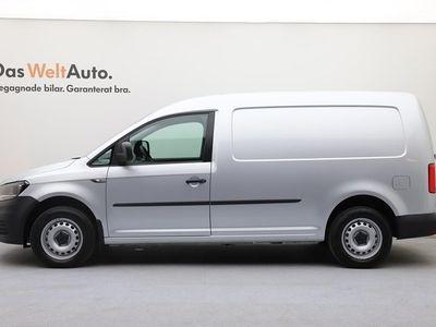 begagnad VW Caddy Maxi TDI102 DSG Komfort/Pvärm/Drag