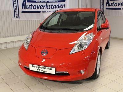 begagnad Nissan Leaf Acenta 30 Kwh