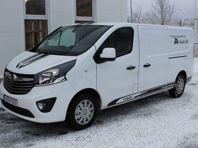 gebraucht Opel Vivaro VIVARO SKÅP 1.6 125 L2H1PREMIUM