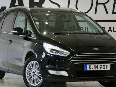 begagnad Ford Galaxy 2.0 EcoBoost Business 7 - sits Drag Värmare