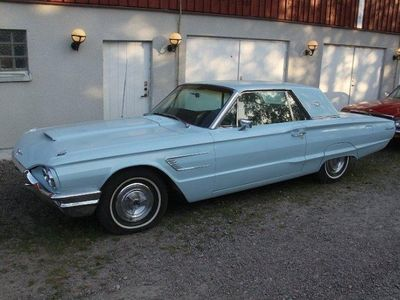 brugt Ford Thunderbird 2d ht sportcoupe