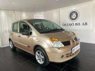 begagnad Renault Modus 1.4 98hk Nybesiktigad/Sommarkampanj
