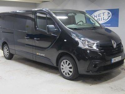 begagnad Renault Trafic 1.6 dCi L1H2 Skåp 2015, Personbil 129 000 kr