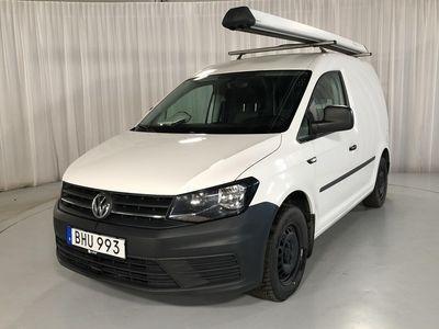 begagnad VW Caddy VW 1.6 TDI Skåp 2016, Transportbil 85 000 kr
