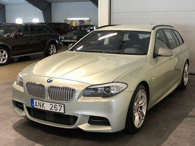 begagnad BMW M550 Diesel X-Drive M-Paket / 1 ägare & Svensksåld