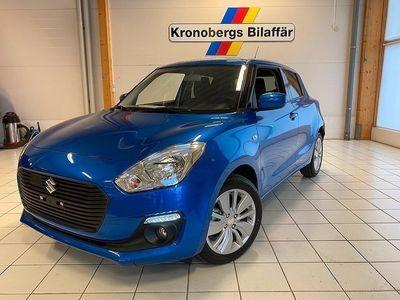 begagnad Suzuki Swift 1.2 CVT Euro 6 2020, Halvkombi 169 900 kr