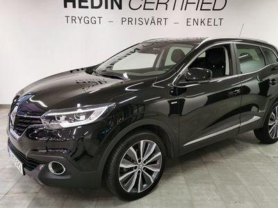 begagnad Renault Kadjar 1,5 dci // 1 ägare