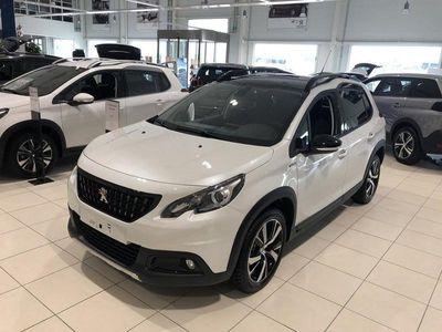 begagnad Peugeot 2008 GT-Line PureTech 110 Aut PL 2018, SUV 2 880 kr